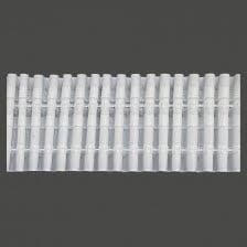 2150 Üçlü Pile Polyester Perde Bandı