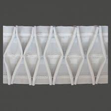 3660-3675 Baklava Pile Polyester Perde Bandı