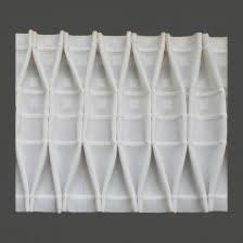 4110-4112-4116-4120 Kırık Pile Polyester Perde Bandı