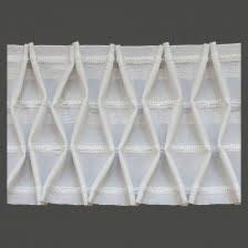 4610-4612-4616-4620 Baklava Pile Polyester Perde Bandı
